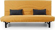 SOFA CAMA RIA Color - Amarillo