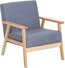 Sofá de diseño moderno con piso de madera, sofá