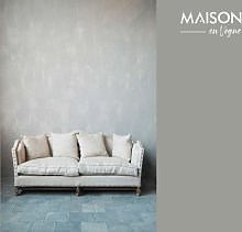 Sofá de lino María Antonieta