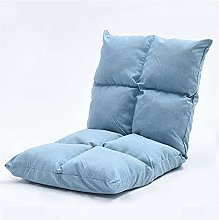 Sofá de piso ajustable, sofá de ocio extraíble