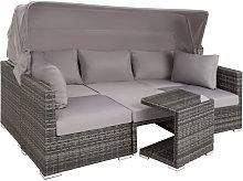 Sofá de ratán San Marino - mueble de exterior de