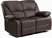 Sofa ® Dos Plazas Reclinable con Masaje por