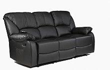 Sofa ECO-DE® Tres Plazas Reclinable con Masaje