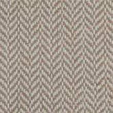 Sofá estilo Mid-Century Tweed / Tweed Beige