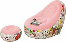 Sofá Hinchable Doodle Sofá Inflable con