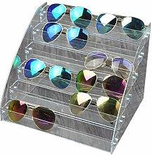 Solomi Organizador de Gafas de Sol de acrílico -