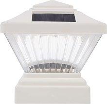 SOLUSTRE 2 Piezas de Luces de Poste Solar Aire