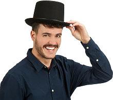 – Sombrero de copa, fiesta de carnaval, sombrero