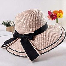 Sombrero De Paja Femenino Viento De Primavera Y