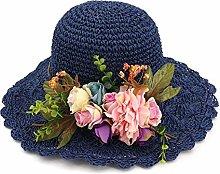 Sombrero de sombrilla Domingo Sombrero de Paja