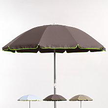 Sombrilla 220 cm Protección uv Antiviento