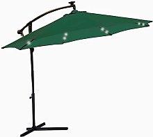 Sombrilla de jardín Sombrilla LED Sombrilla de