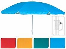 Sombrilla de playa ø152cm colores surtidos