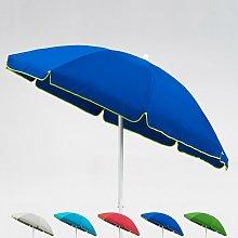 Sombrilla de playa 200 cm Capri | Azul Marino