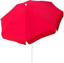 Sombrilla de playa 220 cm con protección UV Beach