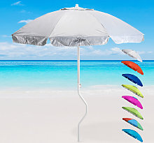 Sombrilla de playas 200 cm Protección uv