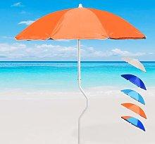 Sombrilla GiraFacile para Playa 180 cm con