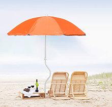 Sombrilla para Playa 180 cm con Protección uv