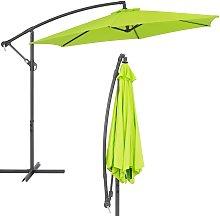 Sombrilla parasol jardín tubo de aluminio