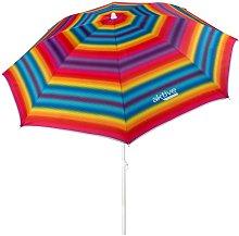 Sombrilla playa 180 cm con protección UV50 Beach