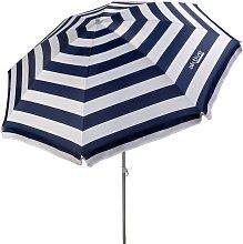 Sombrilla playa 180 cm protección UV50 Beach -