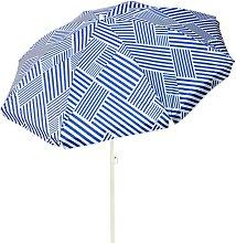 Sombrilla playa 200 cm protección uv50 Beach -