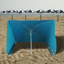 Sombrilla Playa Con laterales Antiviento 170x170