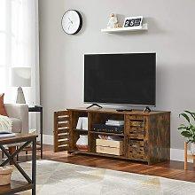 Songmics - VASAGLE Mueble de TV, Soporte de TV con