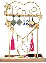 Soporte de exhibición Organizador de la joyería