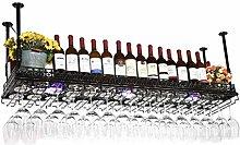 Soporte para Botellas, Bar, Restaurante, Colgante,