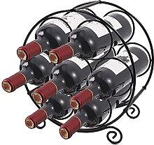 Soporte para Botellas de Vino de encimera para 7