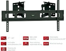Soporte TV Extensible Esquina 800x400