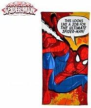Spiderman 2454140031 - mv92259 Toalla Infantil