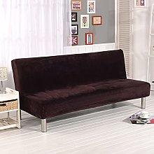 SSDLRSF Fundas sofá 150-185cm Tela de Felpa