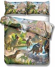 SSIK Juego de ropa de cama para niños, diseño de