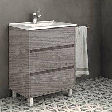 Stano - Mueble de Lavabo con Patas ALCOA - 60 cm