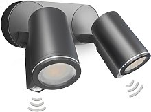 STEINEL Spot Duo Sensor Connect foco LED 2 luces