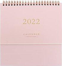 STOBOK Rosa 2022 Tienda de Escritorio Calendario