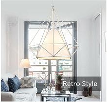 Stoex - (3PCS)Lámpara Colgante Retro Luz Colgante