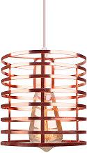 Stoex - Candelabro lampara Colgante Jaula