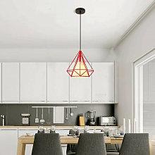 Stoex - Lámpara Colgante Antiguo Candelabro,