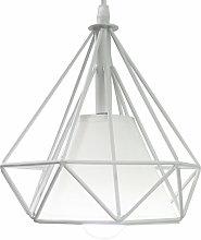 Stoex - Lámpara Colgante Industrial, Luz Colgante