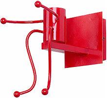 Stoex - Lámpara de Pared Hombre Pequeño de