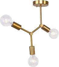 Stoex - Lámpara de Techo Moderna Industrial