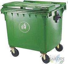 Suinga - Cubo de basura industrial 1100 litros