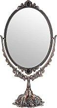 SUMTREE Espejo de maquillaje con espejo decorativo