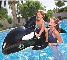 SUNHAON 203 * 102 Cm Niños Inflables The Whale