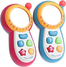 suoryisrty Musical Phone Toy, Educación temprana