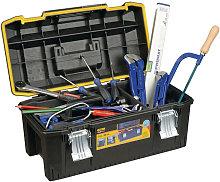 Surtido de herramientas 72 piezas en un estuche