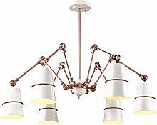 Suytan Candelabro Moderno Starburst, Iluminación